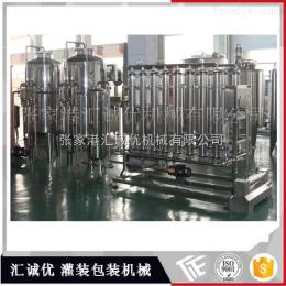 CL-6礦泉水處理系統,礦泉水處理生產線