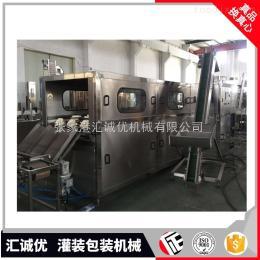 QGF-30018.9升20升桶装饮用水灌装机,大桶灌装包装设备生产厂家