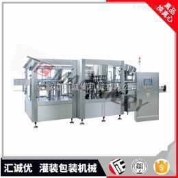 DCGF24-24-8全自动含气饮料灌装包装机械设备生产厂家,饮料包装机械
