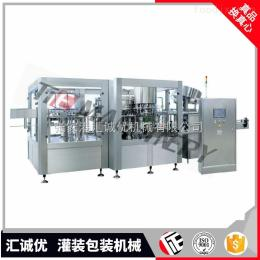 DCGF50-50-15大产量可乐雪碧等碳酸饮料灌装包装设备生产线