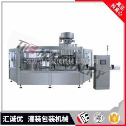 DCGF50-50-12大产量含气饮料灌装包装设备生产线,饮料包装机械生产厂家
