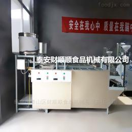 css-200江西全自動干豆腐生產線  豆腐皮加工利潤