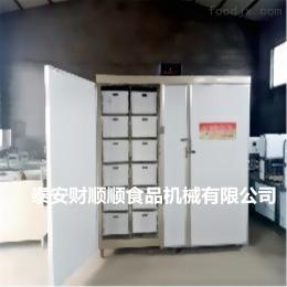 css-400石家庄全自动箱式智能控温淋水豆芽机