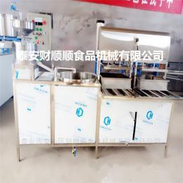 css-100南宁全自动豆腐一体机 加盟财顺顺豆制品机