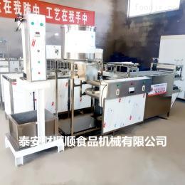 css-120柳州财顺顺全自动豆腐皮机商用干豆腐机生产厂家豆皮机千张机双十一热卖