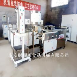 css-200沧州财顺顺豆制品机械厂供应全自动豆腐皮机