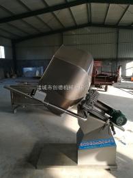 CD-800八角拌料机厂家直销 八角拌料机型号 薯片加工设备