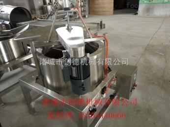 CD-500厂家直供油炸食品专用脱毛机价格优惠