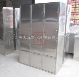 jsdfjh专业生产不锈钢更衣柜 衣帽净化柜 价格便宜