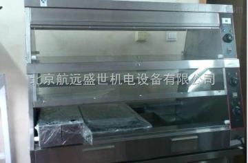 卧式保温蛋糕柜|保温面包的机器|糕点保温展示柜|面包展示保温柜