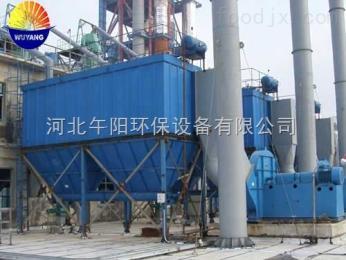 齐全6吨锅炉配套布袋除尘器选型及过滤面积的确定