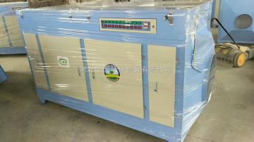 齐全任丘电缆生产线光催化废气处理设备