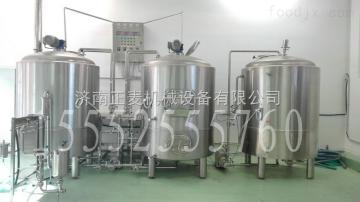 ZM-100L小型自酿啤酒设备 精酿啤酒机 家用酿酒设备 商用扎啤机