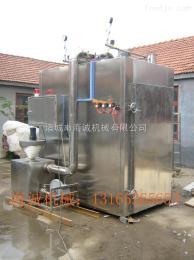 YX-150小型豆干煙熏爐廠家直銷,爆款豆干煙熏爐y