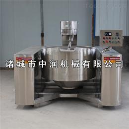 ZR-DC-200智能电磁炒锅 多功能炒锅 操作简单