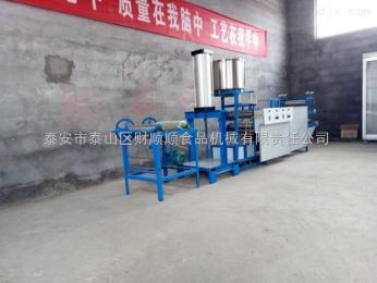 css-100豆腐皮機生產線全自動豆腐皮機選吉林財順順豆腐皮機廠家