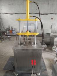 标准标准型进口猪蹄劈半机