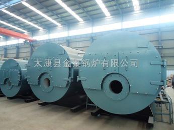 沧州二吨燃气蒸汽锅炉
