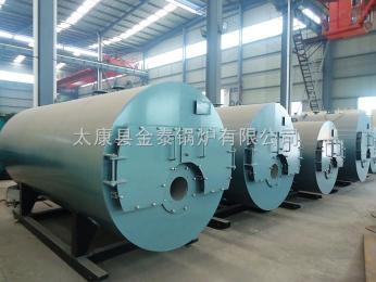 WNS西藏4吨燃气蒸汽锅炉