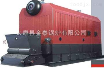 2吨卧式链条颗粒生物质蒸汽锅炉