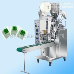SN-11新型带线带标袋泡茶包装机,带线带标代用茶包装机