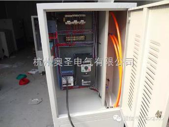 ASB530變頻器在工業空氣加濕器恒壓供水應用