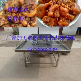 SD-4中旭供應手動鹽水注射機  肉類鹽水注射機  廠家直銷