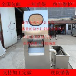 YS-80廠家直銷肉類腌制設備  魚肉鹽水注注射機  雞肉鹽水注射機