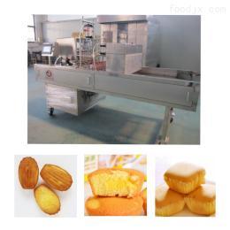 TND-400蛋糕成型機設備 無水蛋糕機 蛋黃派生產線