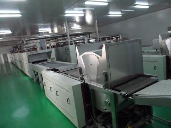 TN-800瑞士卷蛋糕生產線
