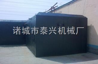 WSZ1-WSZ50一体化生活污水处理设备