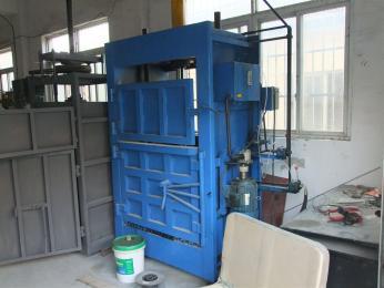 SMT-600F厂家直销苏州南京20吨服装,废纸液压打包机