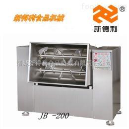 JB-200 拌馅机搅拌机厂家 诸城全自动馅料混合设备