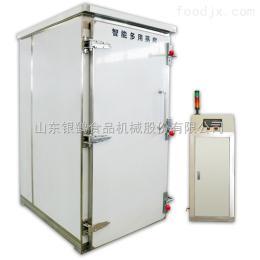 YHZF -DK山东银鹤单开门智能蒸房 大型蒸饭柜 可蒸制大量食物