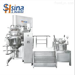 SH-SME真空均质乳化机