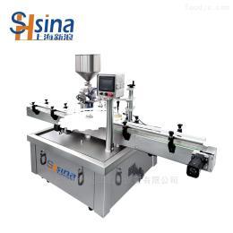 SHL-HSSXL-ZL雙排直線防腐灌裝機