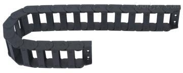 双排桥式工程塑料拖链