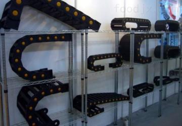 机床电缆塑料拖链