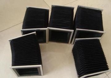 數控銑床防塵風琴防護罩