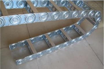 桥式电缆钢铝拖链