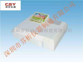CSY-SJC8食品甲醛含量检测仪价格