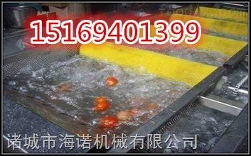 1100海带丝脱盐清洗机  野生洋姜脱盐气泡清洗机