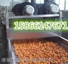 1100 酱菜包风干机  包装袋表面水分风干机厂家
