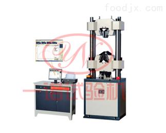 WEW螺纹钢液压式万能拉力试验机济南一诺厂商