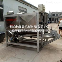 XY-003全自动猪头刨毛机/猪头脱毛机
