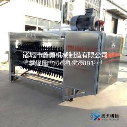 XY-100供应鑫勇XY-100整羊刨毛机 液压全自动刨毛设备
