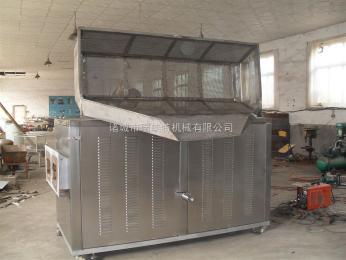 WY-1000燃煤氣型油炸機