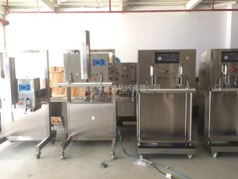 DZQ-600T厂家直销 升降式 外抽 600 真空 充气 包装机   粉末 颗粒  大米 化工用品 包装机