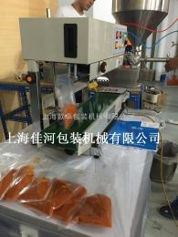 GH-1上海厂家供应   单头膏体灌装机   500  1000  1500 毫升灌装量 灌装机