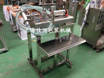 GY-1上海厂家直销  单头液体灌装机   500  1000  1500 毫升灌装量 灌装机